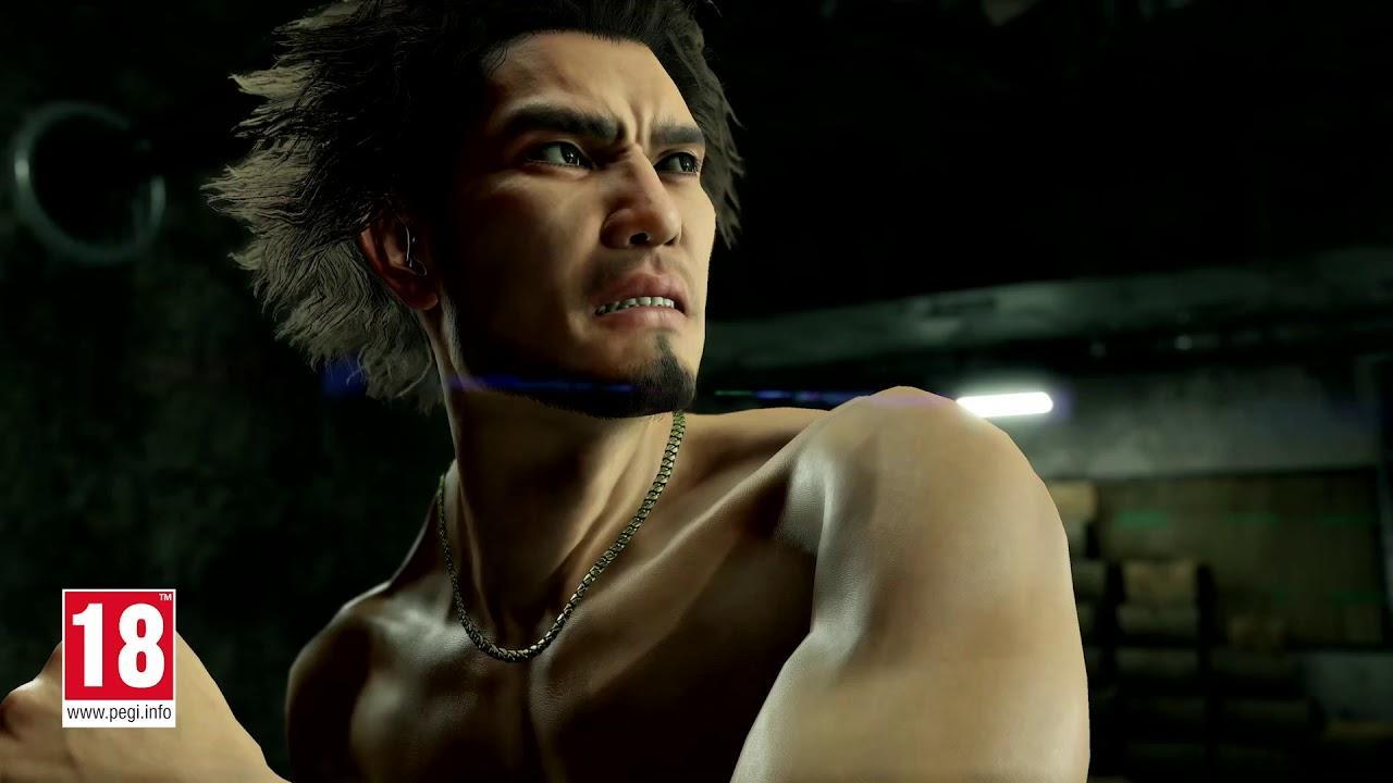 Yakuza Like A Dragon llega hoy a PS5