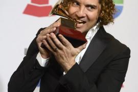 David Bisbal y Paco de Lucía, triunfadores españoles en los Grammy Latino