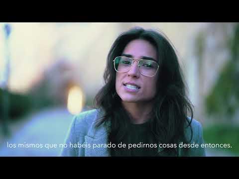 Quién es Tatiana Ballesteros, la autora del vídeo viral que critica a la clase política