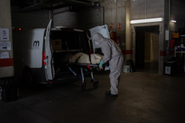 El Gobierno confirma que 29.408 personas han fallecido en residencias por coronavirus desde el inicio de la pandemia