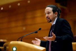 Pablo Iglesias detecta «enorme indignación» con la Casa Real por la vacunación de las infantas
