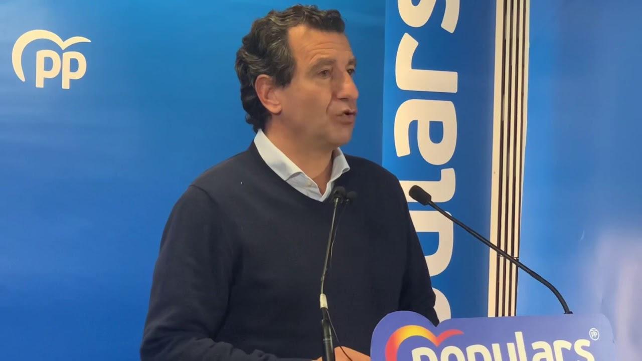 Company, sobre la expropiación de viviendas en Baleares: «Es una medida populista al estilo de la Venezuela chavista»
