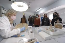 El Museo de Mallorca pone en marcha un protocolo de entrega de material arqueológico
