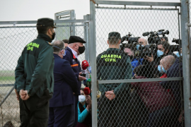 Villarejo sale de la cárcel de Estremera tras casi 3 años y medio en prisión
