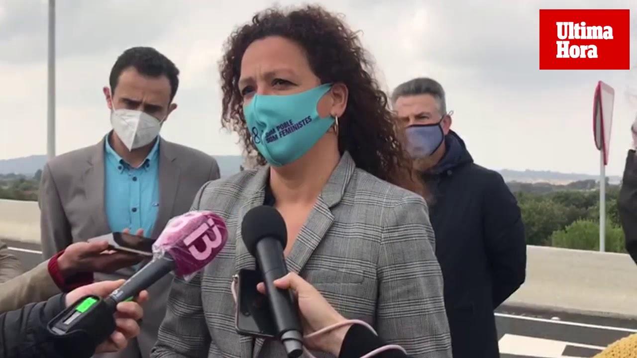 Consell y Santa Maria piden la prohibición de vehículos pesados por sus núcleos urbanos tras lograr el enlace a sus polígonos