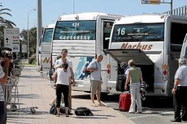 Los empresarios del transporte de Baleares recibirán tres millones en ayudas directas