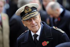 El duque de Edimburgo, operado de un problema cardiaco