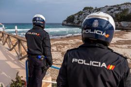 Un fuerte dispositivo policial controlará este fin de semana la desescalada en Baleares