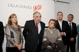 Emotivo homenaje a Aligi Sassu con una exposición en Can Prunera