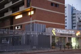 Los guardias civiles de Baleares se vacunarán la semana que viene
