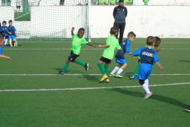 Una veintena de clubes lanzan 'SOS fútbol base'