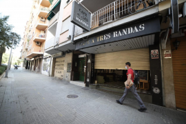 Nueva vida al café 'A Tres Bandas' de Palma