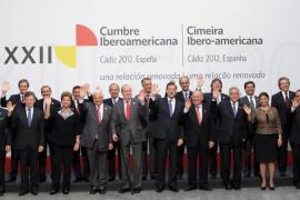 Rajoy constata la excelente disposición de América Latina para ayudar a la eurozona