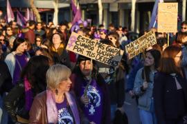 Delegación de Gobierno autoriza la manifestación del 8M en Baleares