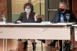 Exposición 'Miguel Ángel Campano. Accents i diferència' en Es Baluard