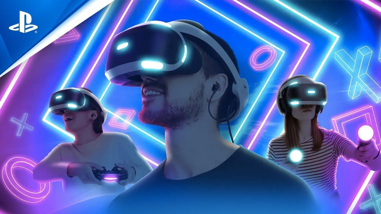 Seis nuevos juegos para PS VR