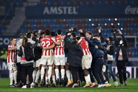 El Athletic se apunta a otra final de Copa ante el Barça