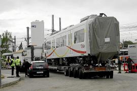 SFM ya no sabe dónde guardar los trenes que compró el Pacte