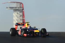 Vettel saldrá desde la 'pole' y Alonso desde el octavo en Austin