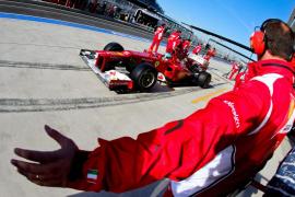 Alonso: «Tengo la extraña sensación de que vamos a recortar puntos»