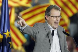 Mas espera ser el último presidente catalán al que España intente «destruir»