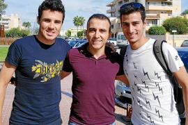 Mola y Gómez Noya, estrellas en Ibiza