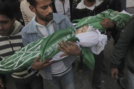 Israel se ceba con Gaza