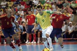 Brasil se impone en la prórroga a España y se lleva el Mundial de fútbol sala