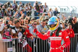 Alonso: «Llegamos a Brasil con todas las posibilidades del mundo»