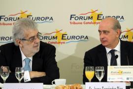 José Manuel Lara y Jorge Fernández Díaz
