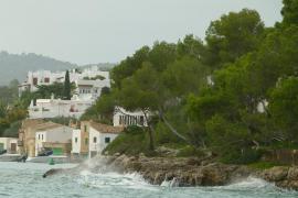 Vista de Cala d'Or, Mallorca