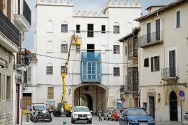 Arrancan las obras de las Torres del Temple, que acabarán en 2022