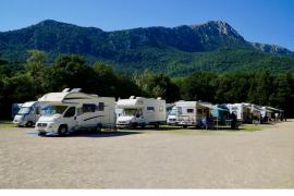 Autocaravanas en Mallorca