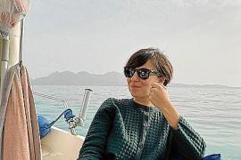 Aina Morano en Formentor