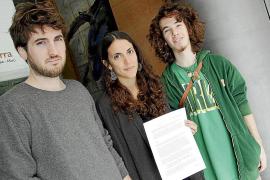 La exposición del Premi Art Jove d'Arts Plàstiques, «marginada» en el Conservatori