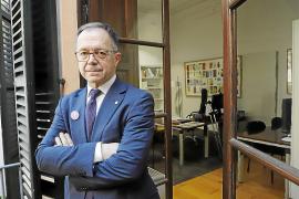 Josep Marí, conseller d'Habitatge i Mobilitat: «Los pisos vacíos no cumplen ninguna función social»
