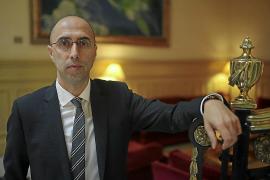Jaime Far, jefe de la Oficina Anticorrupció
