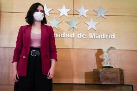 Isabel Díaz Ayuso convoca elecciones anticipadas en Madrid