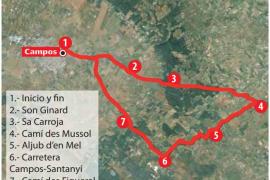 Entre Campos, Felanitx y Santanyí
