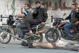 Israel y los palestinos ultiman un alto el fuego mientras continúa la guerra