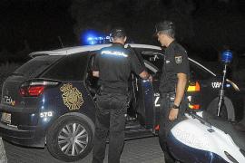 Sorprenden a seis mujeres tras robar móviles en un centro comercial de Palma