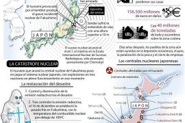 Fukushima trata de volver a la normalidad diez años después de la crisis nuclear
