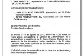 Los clubes del G-30 perfilan su estrategia y elaboran dos demandas contra el Mallorca
