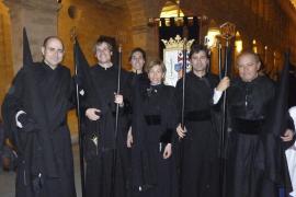 Noche de Dijous Sant en Palma