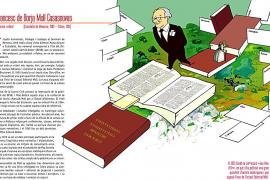 El cómic de los 'Grans personatges de Mallorca' se presenta mañana