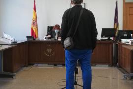 Dos años de prisión por una oleada de robos en locales de Palma
