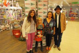 Ganadores del I concurso de disfraces de Halloween de El Corte Inglés y ultimahora.es