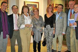 La Galería Vanrell presenta la exposición de Elmyr d'Hory 'Ibiza años 60'