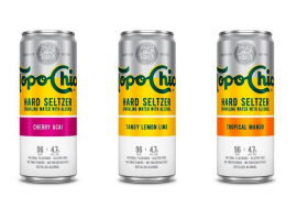 Coca-Cola lanza 'Topo Chico', su primera bebida con alcohol en España
