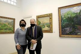 La Maneu reivindica a los «grandes maestros» del paisajismo mallorquín